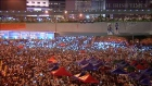 Eyewitness: Hong Kong protestors in for long haul