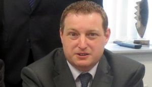 John McNulty: his  name remains on the ballot paper for the Seanad byelection