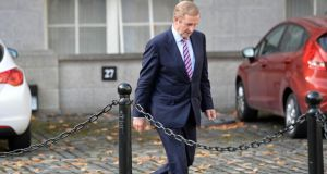 Miriam Lord: Enda fed up with flawed system where those who want to serve take abuse