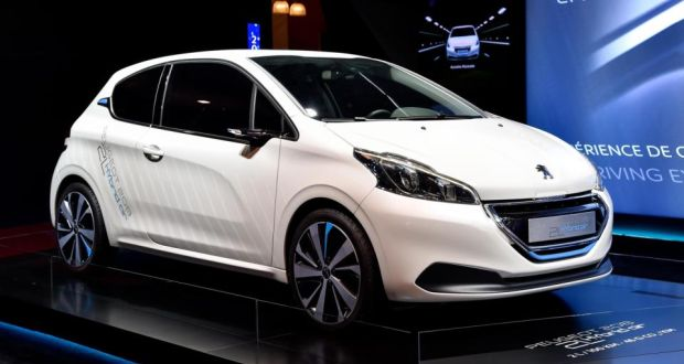 french car makers chase 141mpg target