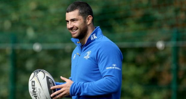 Rob Kearney revisits truth of old tale as two tribes prepare to
