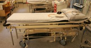 Patients are almost certainly dying unnecessarily while waiting on trolleys for a hospital bed, the president of the Irish Hospital Consultants Association has said.