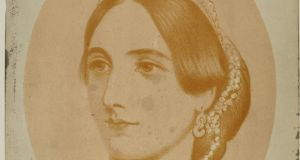 "Lady Jane Francesca ""Speranza"" Wilde, (1826-1896): writer, nationalist and feminist. Image: National Library of Ireland"