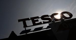 In London, Tesco advanced by 2.7 per cent to 176. 8p as analysts welcomed the appointment of two non-executive directors to strengthen its board. Photograph: Luke MacGregor/Reuters