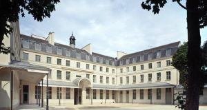 The Irish College in Paris.