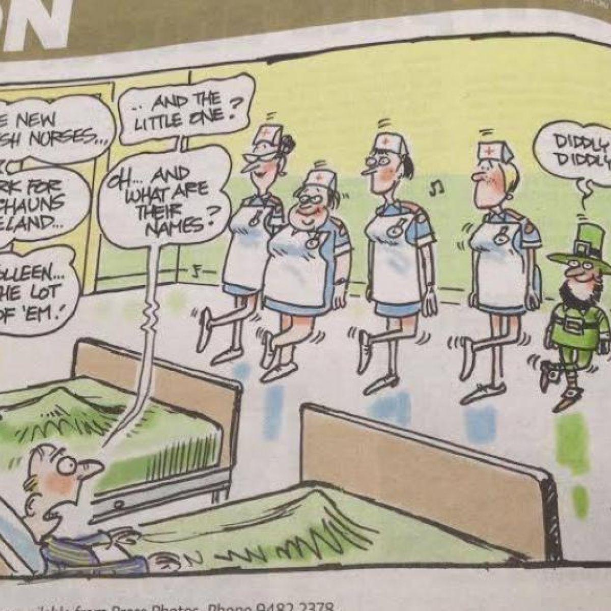 An Irish welcome: how Australia recruits doctors and nurses