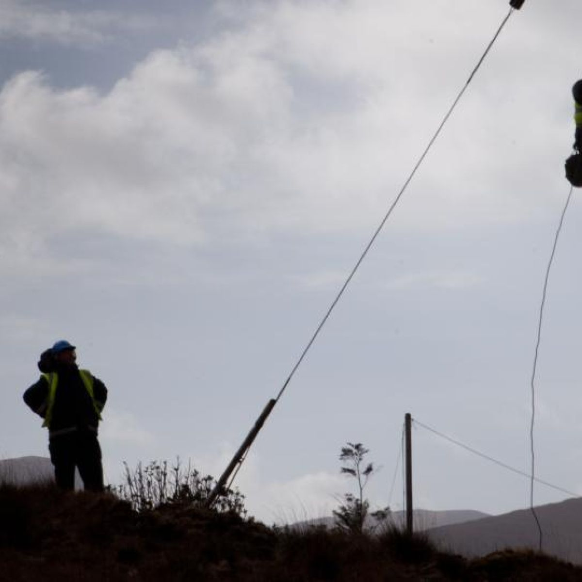 Connecting Cork to the national grid | ESB Archives
