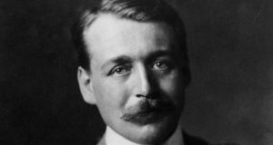 Sir Mark Sykes in 1913.  Photograph: HultonArchive/Getty Images