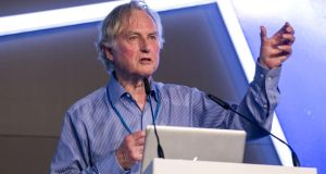 Controversial biologist Richard  Dawkins speaks at Starmus Festival