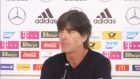 Germany coach Joachim Löw and midfielder Julian Draxler speak to the media ahead of their European Championship qualifier against the Republic of Ireland. Video: Reuters