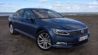 First drive test: Volkswagen's new Passat