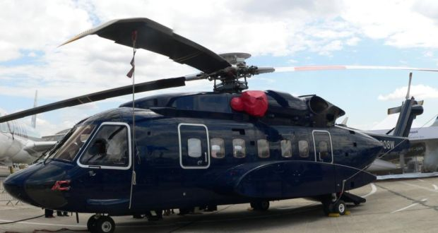 Waypoint will lease two Sikorsky S-92s and two Agusta Westland AW139s