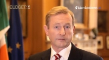 Taoiseach Enda Kenny on Budget 2015