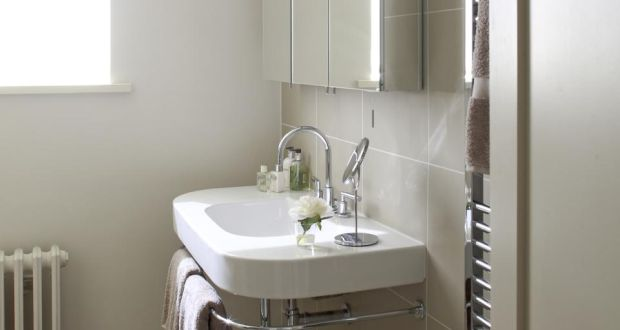 have sockets installed inside a mirrored cabinet so your toothbrush or shaver can be left inside - Renovating A Bathroom