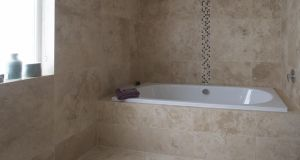 When choosing grout it is best to match the tile colour as closely as possible