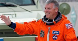 Astronaut Greg H Johnson: 'There are so many possibilities, I can't imagine there wouldn't be some intelligent life' [in outer space]. Photograph: Tom Pennington/Getty Images)