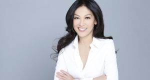 Amy Chua, author of Battle Hymn of the Tiger Mother