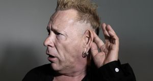 John Lydon: 'I was raised by my parents to go through the school of hard knocks without self-pity.' Photograph: Sahlan Hayes/Getty