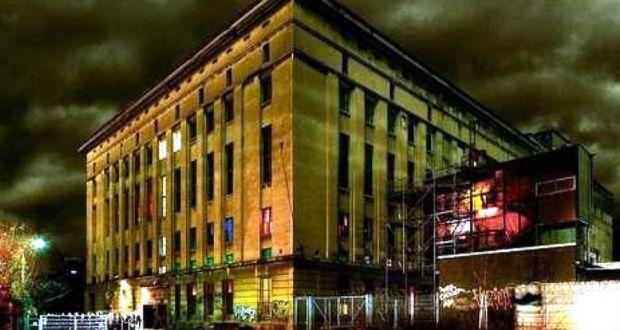 berlin nattklubb klubb Berghain Berlin