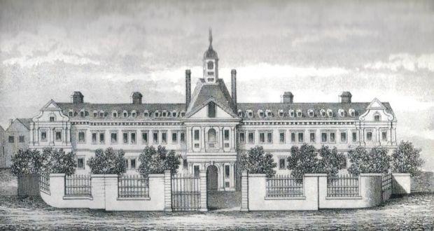 Behind the facades: an alternative history of Dublin