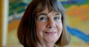 Julia Donaldson. 'Parents often tell me that they sing the books rather than read them aloud.' Photograph: Cyril Byrne