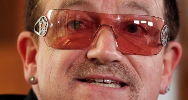 Glaucoma Reason Says Bono The Sunglasses Behind His 0wkOnP