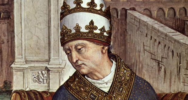 Pope Pius II 1405 1464 His Book On Europe 1458