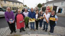 Main Street, Belmullet: 'Our remoteness has saved us'