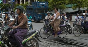 Availability of cheap mobile  to  hasten Burma's emergence from isolation