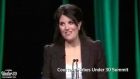 Monica Lewinsky, the former White House intern vows to help others survive the 'shame game.' Video: Reuters