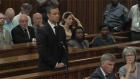 Oscar Pistorius has been sentenced to five years in prison for the killing of his girlfriend Reeva Steenkamp. Video: Reuters