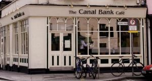 The Canal Bank Cafe on Upper Leeson Street in Dublin 2: rent abated to €90,000 a year.