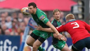 Connacht's Robbie Henshaw and Kieran Marmion and Munster's Stephen Archer are all named in the Ireland squad. Photograph: Billy Stickland/INPHO