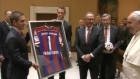 Bayern Munich get papal seal of approval