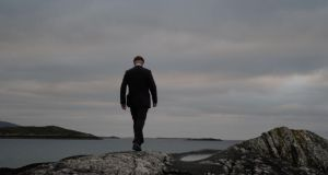 A still from Martin Healey's short film Aether