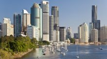 Skyscrapers and bush land:  The lure of Brisbane's   green metropolis