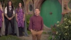 Air New Zealand unveils Hobbit-themed safety video
