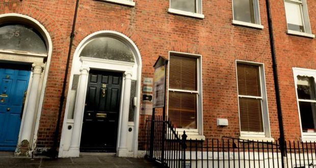 The Positive Action offices on Fitzwilliam Square, Dublin. The woman at the centre of the inquiry has been interviewed under caution but not arrested. Photograph: Cyril Byrne/The Irish Times