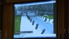 CCTV footage shows suspected gunman in Canadian parliament attack