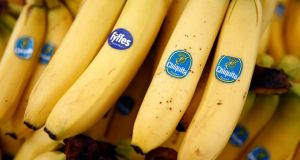 EGM tomorrow: Fyffes will hold its EGM at the Ballsbridge Hotel in  Dublin 4 to discuss its planned merger with Chiquita. Photograph: Simon Dawson/Bloomberg