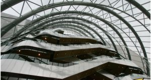 Convention Centre Dublin. Operational revenue for the 10 months to December 2013 was €19.6 million