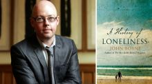 This month's Book Club choice: A History of Loneliness, by John Boyne