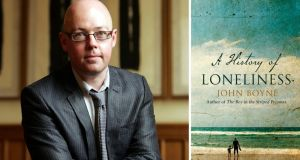 Next week, in the Irish Times Book Club, we will publish an article by John Boyne himself, in which the author opens up about his own experience of abuse at the hands of priests, the theme of his latest novel