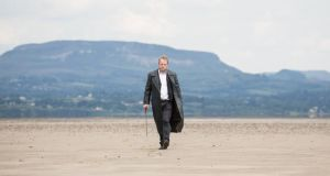 Last summer Blue Raincoat performed Yeats's On Baile's Strand on Coney Island in Sligo