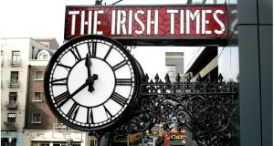 In 1916, months after the Easter Rising, the House of Commons in London introduced Greenwich Mean Time in Ireland and abolished Dublin Mean Time, which was 25 minutes behind.   Photograph: David Sleator/The Irish Times