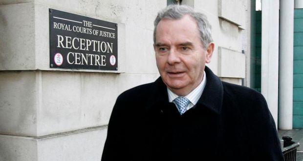 The Irish government and Russia's A1 are planning to auction a logistics park once owned by former billionaire Sean Quinn. Photo: Dara Mac Dónaill/The Irish Times
