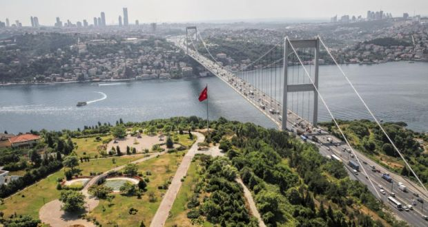 Eastern promise: Istanbul – Enterprise Ireland opened an office in the city in January