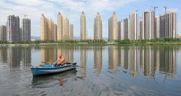 Ghost Cities A Symbol Of Slowdown In China S Property Market