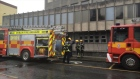 Eight fire brigade units attend blaze at Dublin city centre building. Video: Sorcha Pollak
