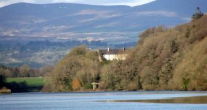 Dromana House on the banks of the Blackwater in Waterford. Photographs: Bill Flynn